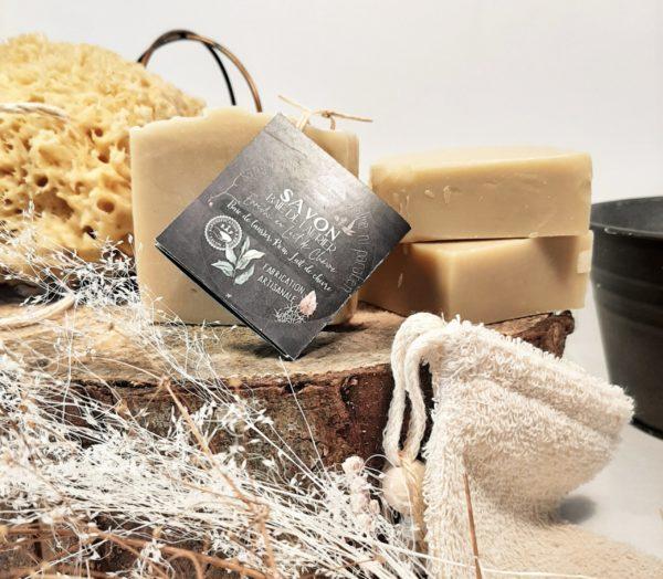 Savon baie de laurier - La Saponnière