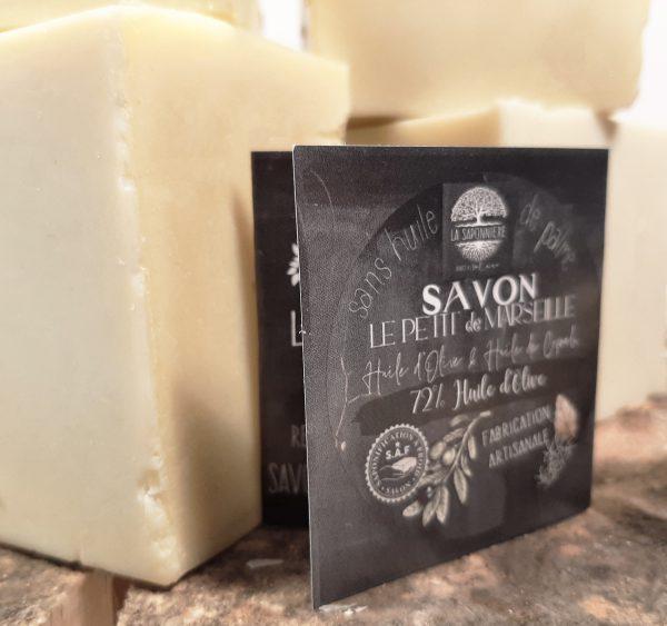 Savon Artisanal Le Petit de Marseille - L'Ancestral